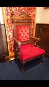 iphone用サタンの椅子