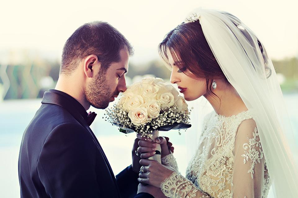 復縁し結婚したカップル